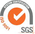 SGS - System Certification - ISO 9001